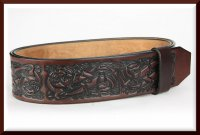 Cinch Belt Lion & Horse