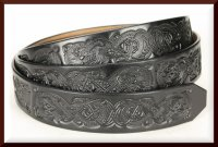 Wyrm Tooled Belt