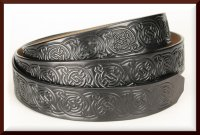 Durrow Tooled Belt