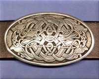 Serpents Buckle 1 1/2""