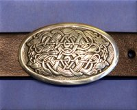 Serpents Buckle 1 1/8""