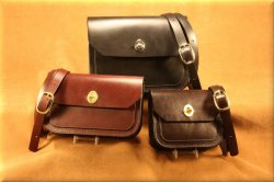 Three Pocket Handbag $140