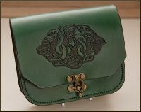 Medium Serpents Pouch