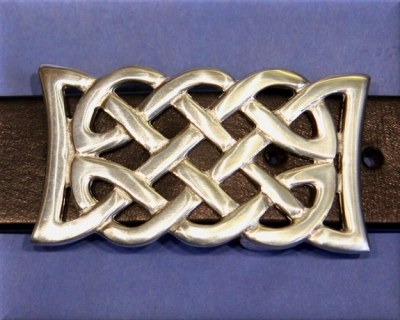 Celtic Knot Buckle 1 1/8""